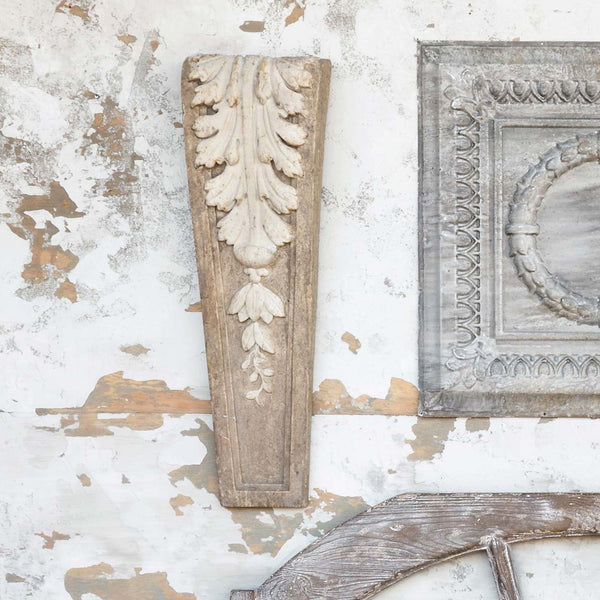 Acanthus Leaf Wall Decor