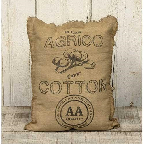 Vintage Inspired Farmhouse Pillow