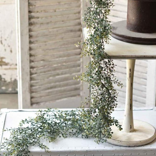 Sage Green Garland LOCAL ONLY