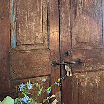 Vintage Restored Doors from India