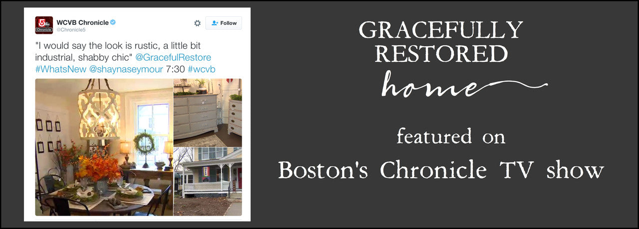 Gracefully Restored Home