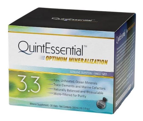 QuintEssential Minerals - 3.3 Strength - Moms Across America