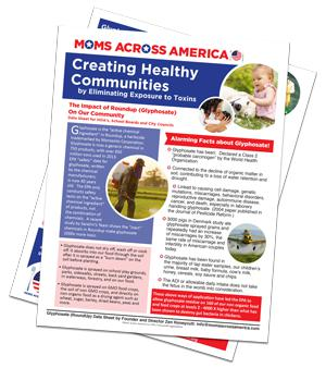 Community Letters - 25 Count - Moms Across America