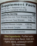 Essential Trace Minerals - 8oz