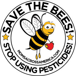 Bees Sticker - 200 count