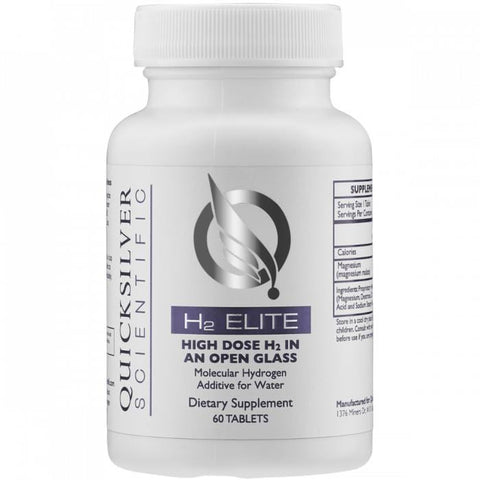 H2 Elite - 60 tablets - Moms Across America