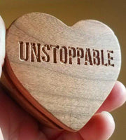 Unstoppable Love Heart Box - Moms Across America