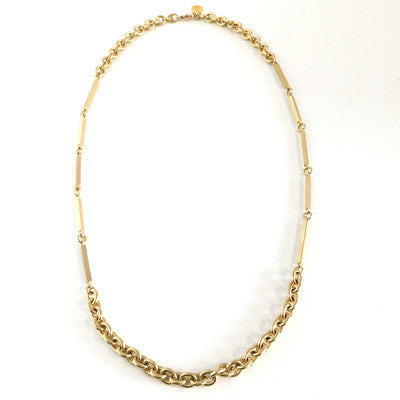 Chain No.9 Necklace