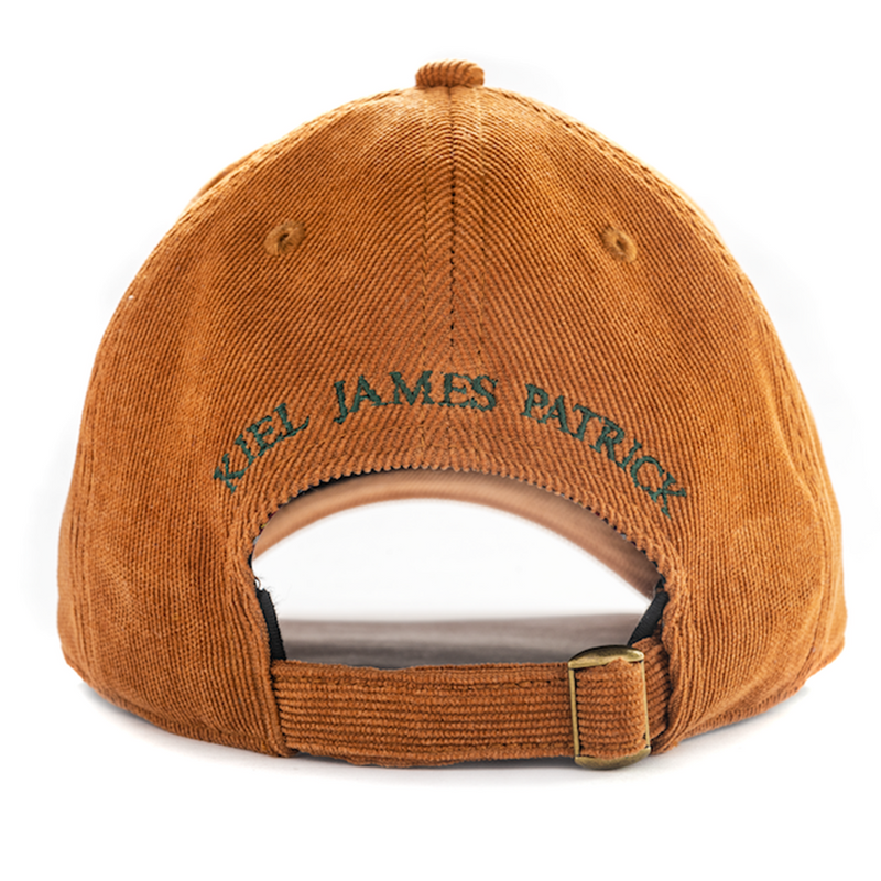 Corduroy Adventure Capitalist Hat - Kiel James Patrick Anchor Bracelet Made in the USA