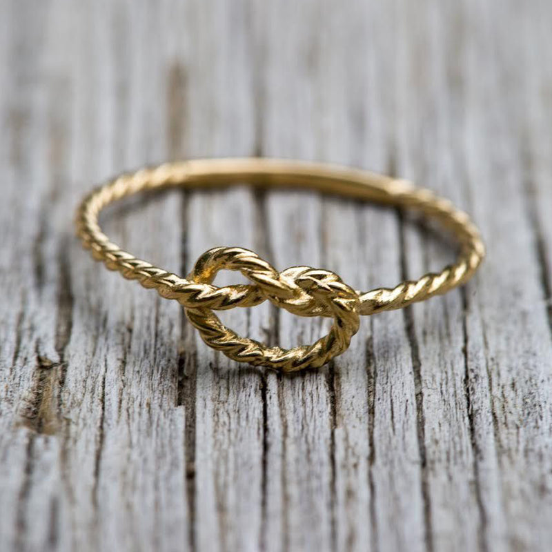 Sailor Forever Knot - Gold