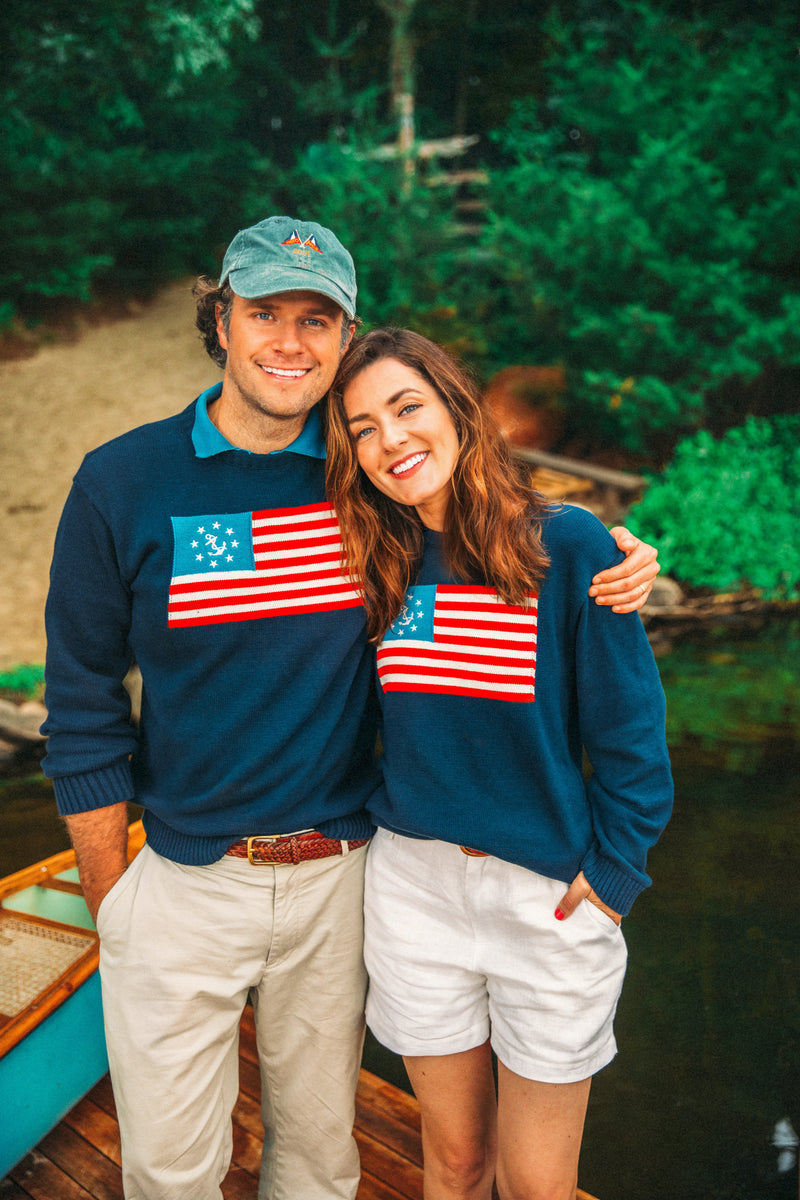 American Yacht Sweater