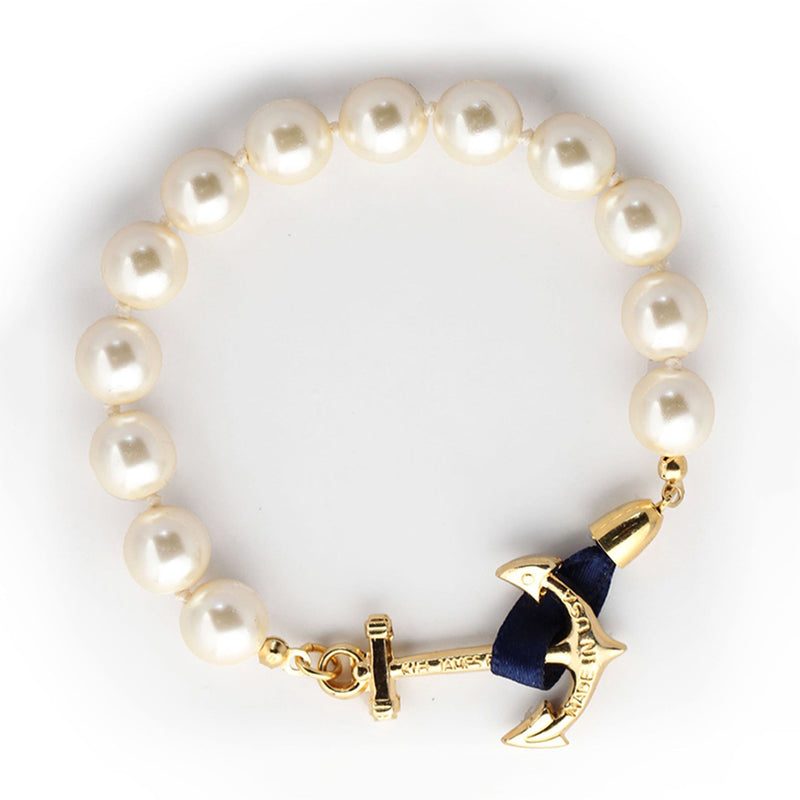 Anchor Atlantic - Kiel James Patrick Anchor Bracelet Made in the USA