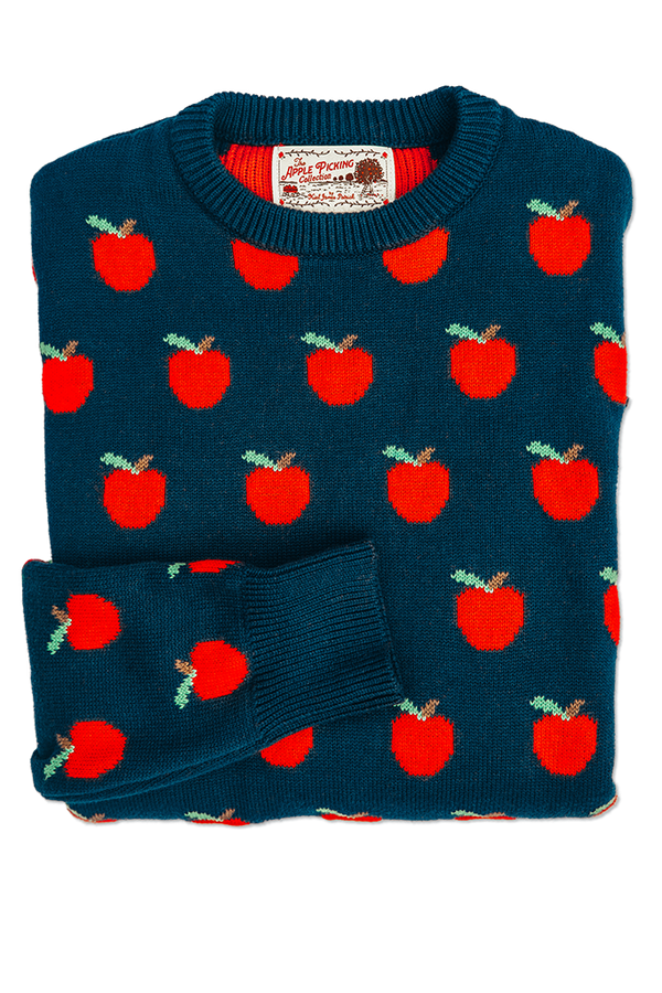 Apple Pickin' Sweater (Unisex)