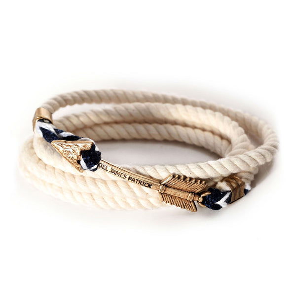 Arrow Compass - Kiel James Patrick Anchor Bracelet Made in the USA