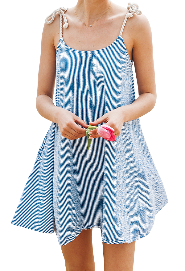 Beach Club Swing Dress