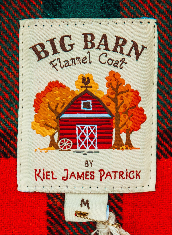 The Woodstock Barn Coat