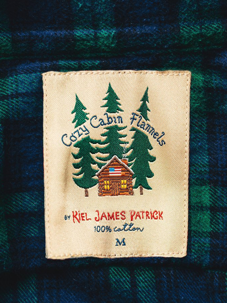 Grandad's Plaid