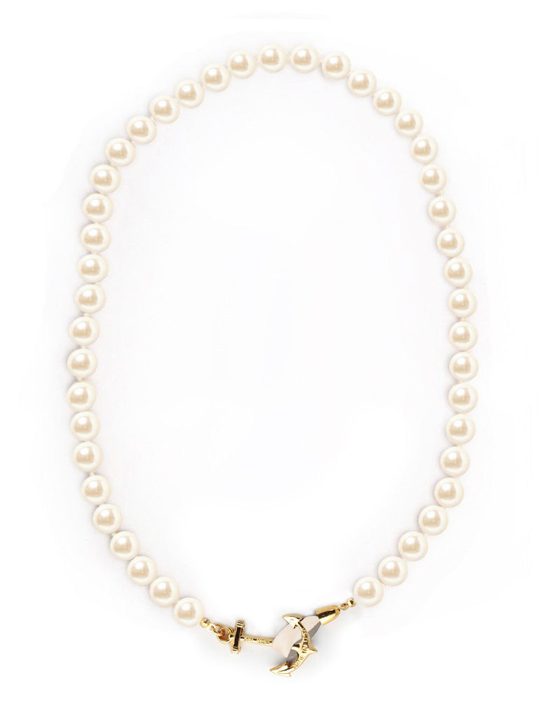 Champagne Pearl Anchor