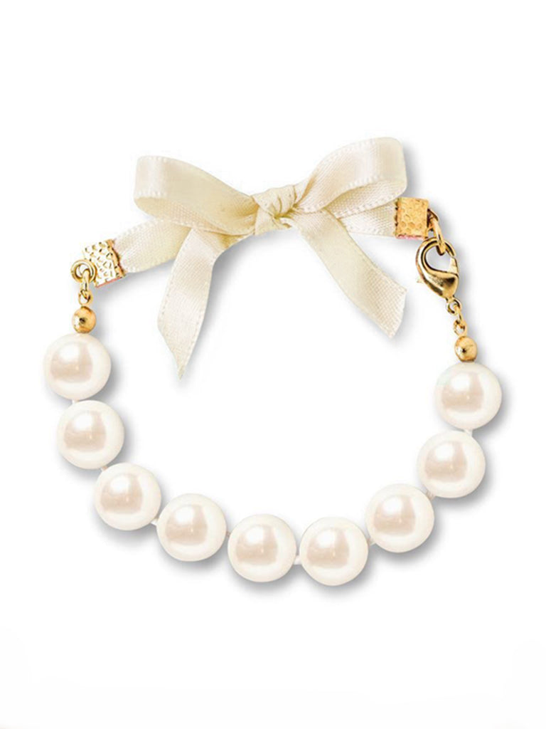 Classy Girls Wear Pearls - Kiel James Patrick Anchor Bracelet Made in the USA