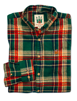 Woodstock Trail Flannel Shirt