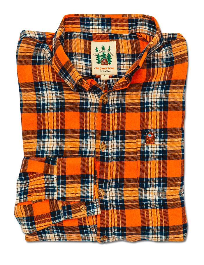 Sunset Farm Flannel Shirt