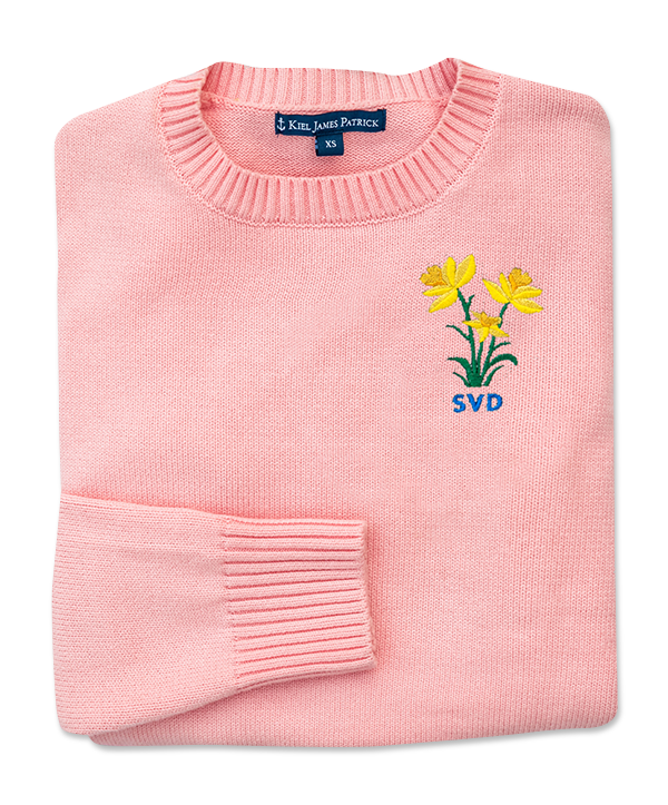 Daffodil Days Sweater