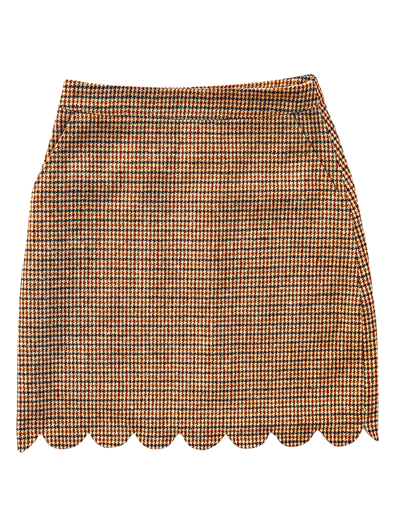 Diana Scallop Skirt