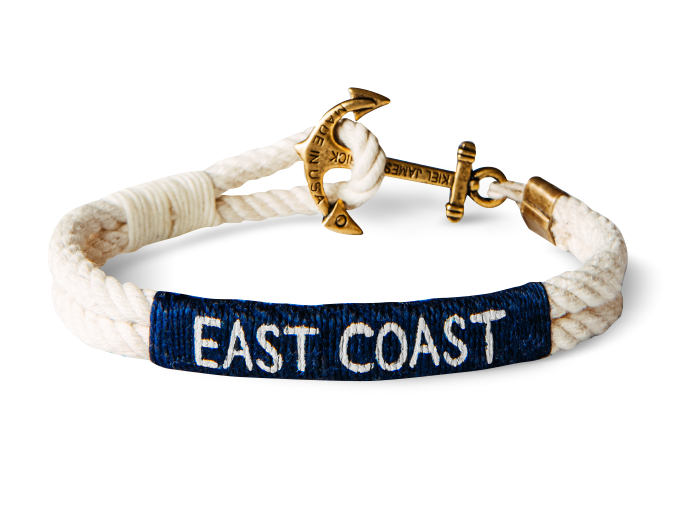 East Coast Sailing Bracelet