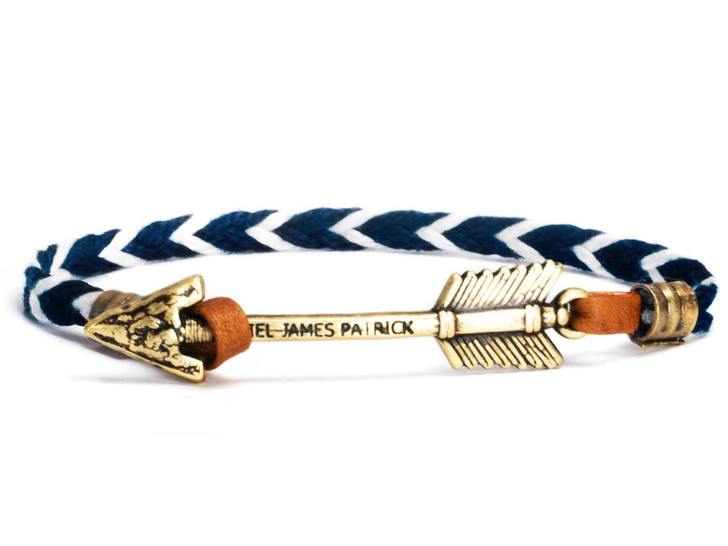 Foxhawk Trails - Kiel James Patrick Anchor Bracelet Made in the USA