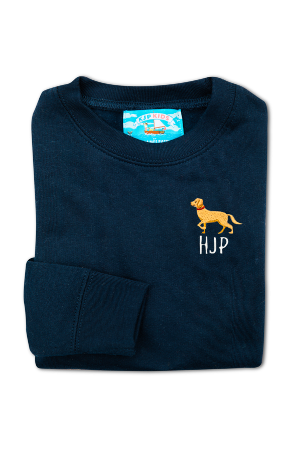 Nantucket Golden Kids Sweatshirt