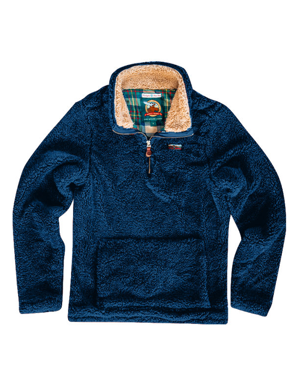 The Vermont Quarterzip Fleece