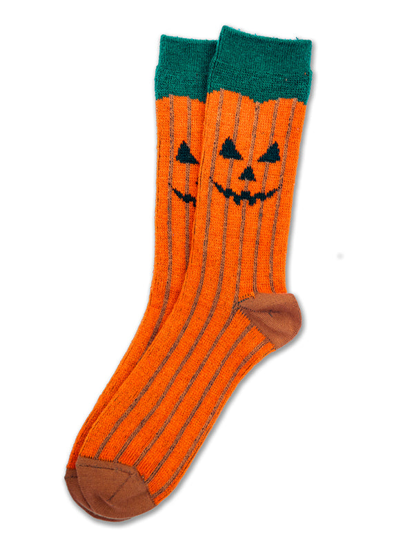 The Great Pumpkin Sock