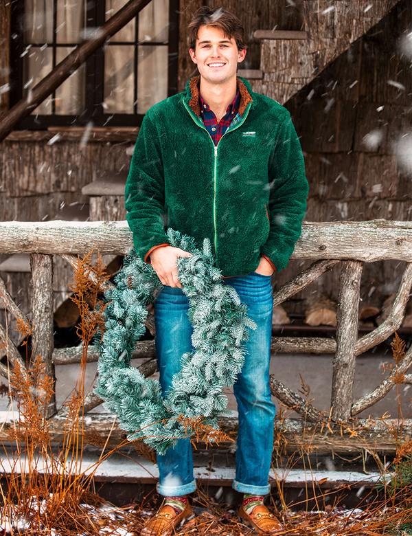 The Adirondack Moose Fleece