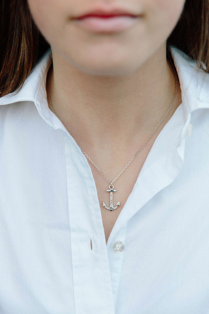 Hope Necklace - Silver