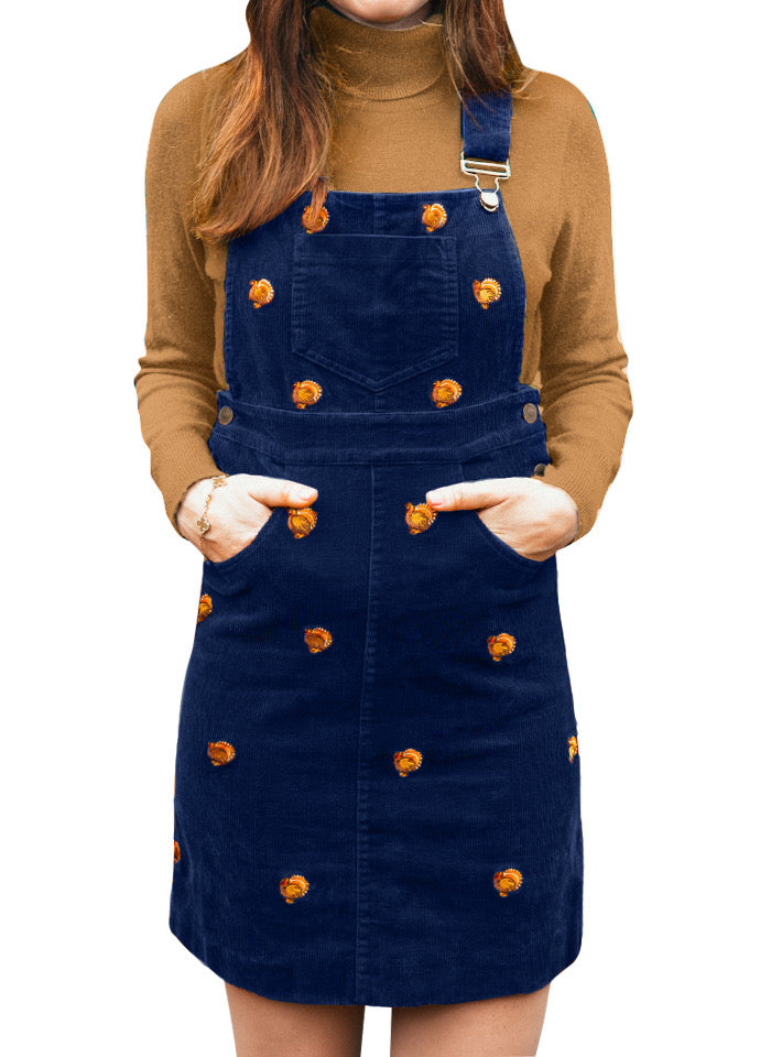 The Turkey Jumper - Navy