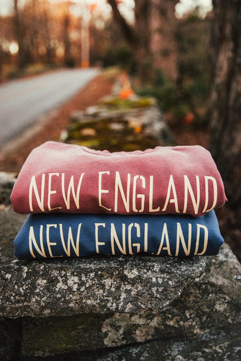 The New England Crew