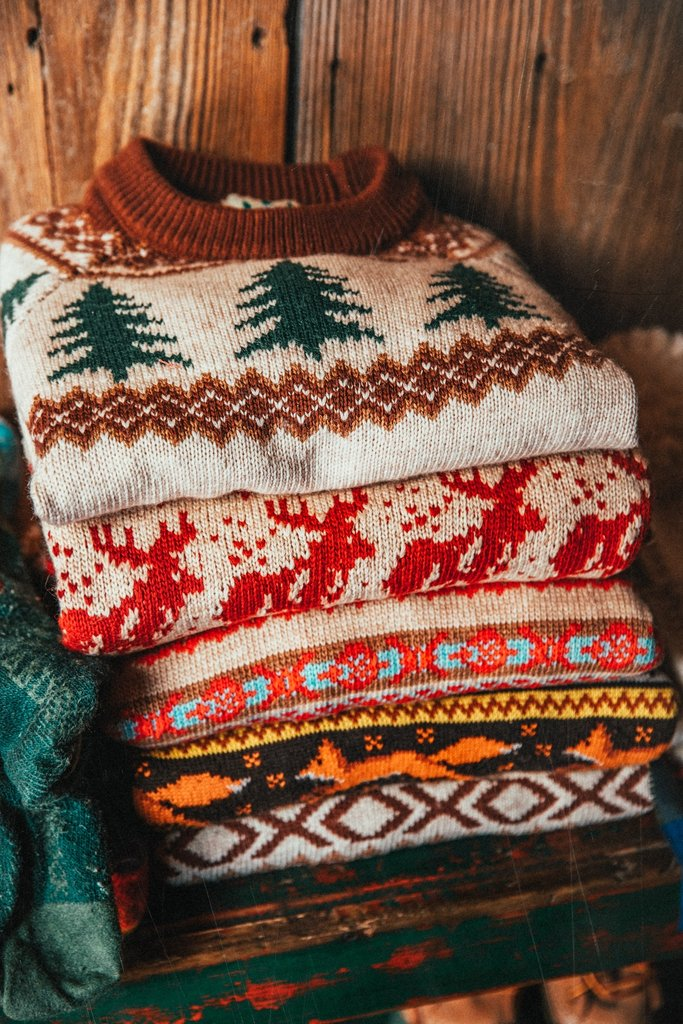 The Cozy Isle Sweater
