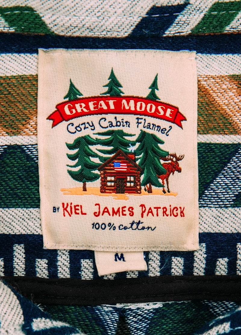The Great Moose Flannel