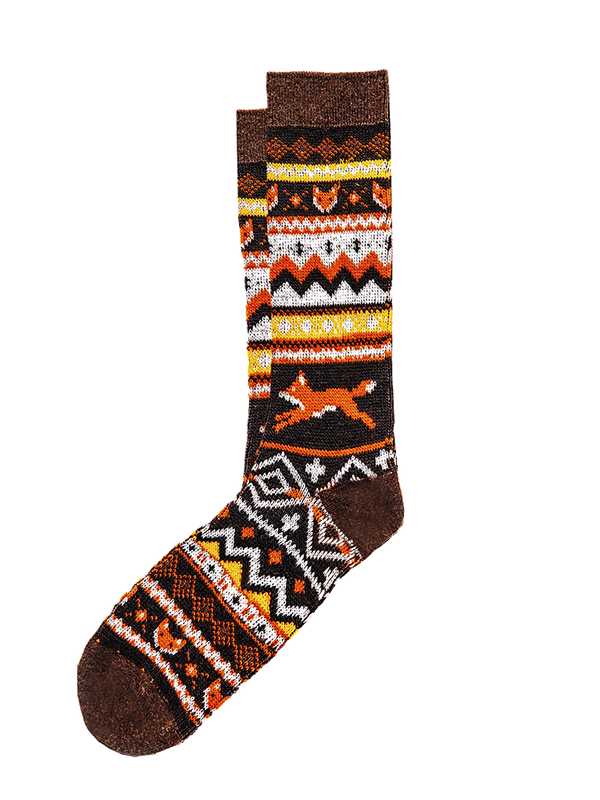 Fantastic Fox Socks - Kiel James Patrick Anchor Bracelet Made in the USA