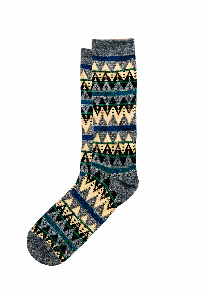 The Ski Lodge Sock