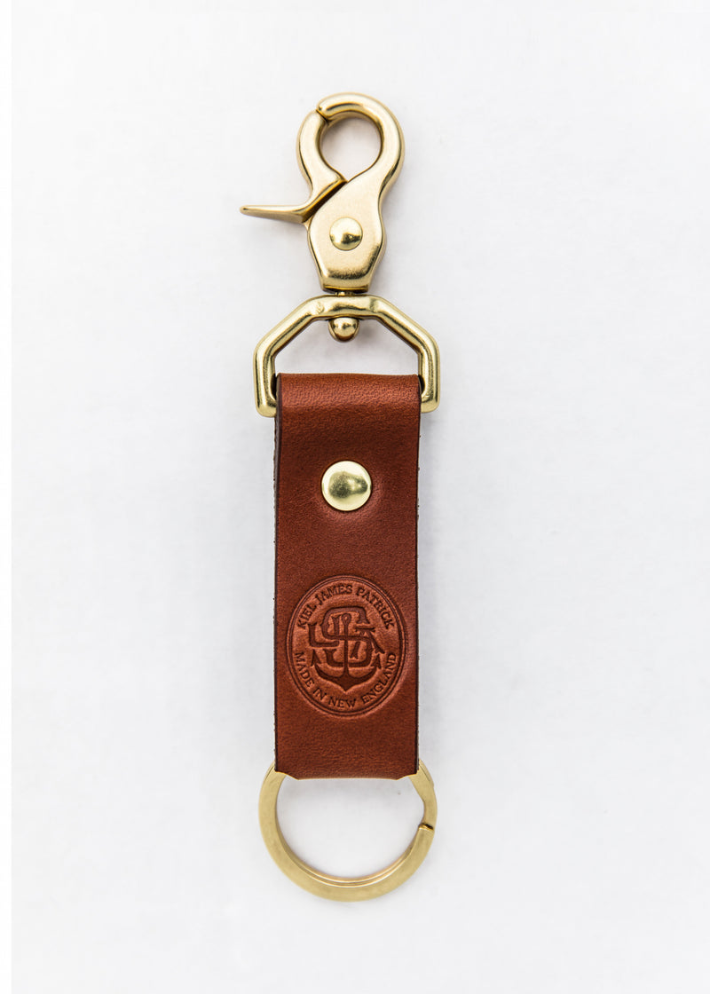 Keys to Adventure - Brass - Kiel James Patrick Anchor Bracelet Made in the USA