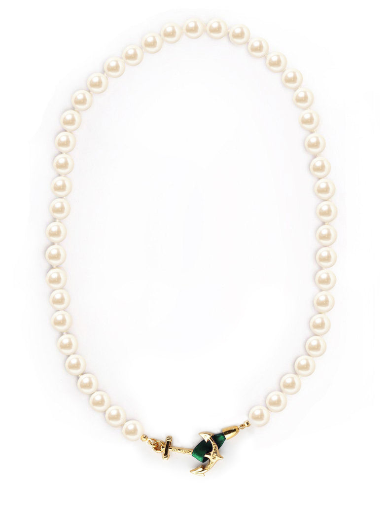 Laurel Pearl Anchor