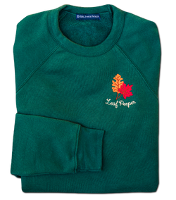 The Leaf Peeper Sweatshirt