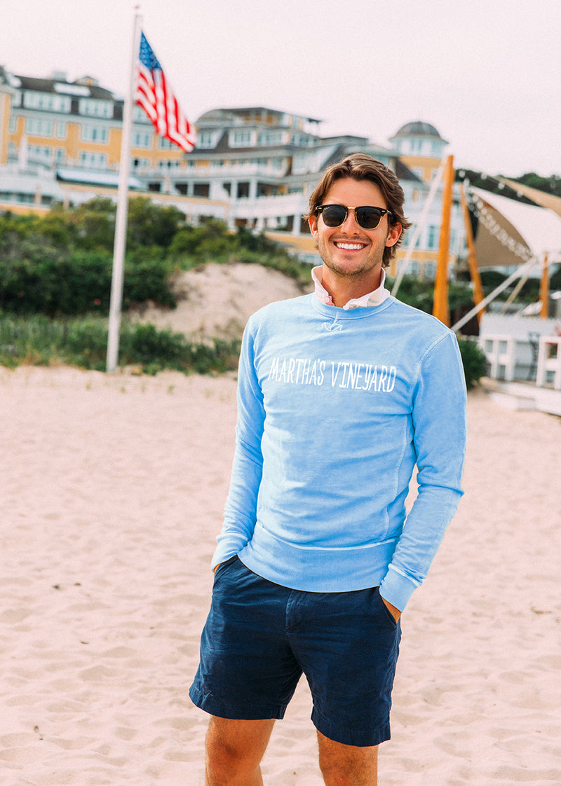 Martha's Vineyard Anchorknit