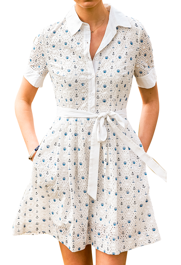 The Beachcomber Shirtdress