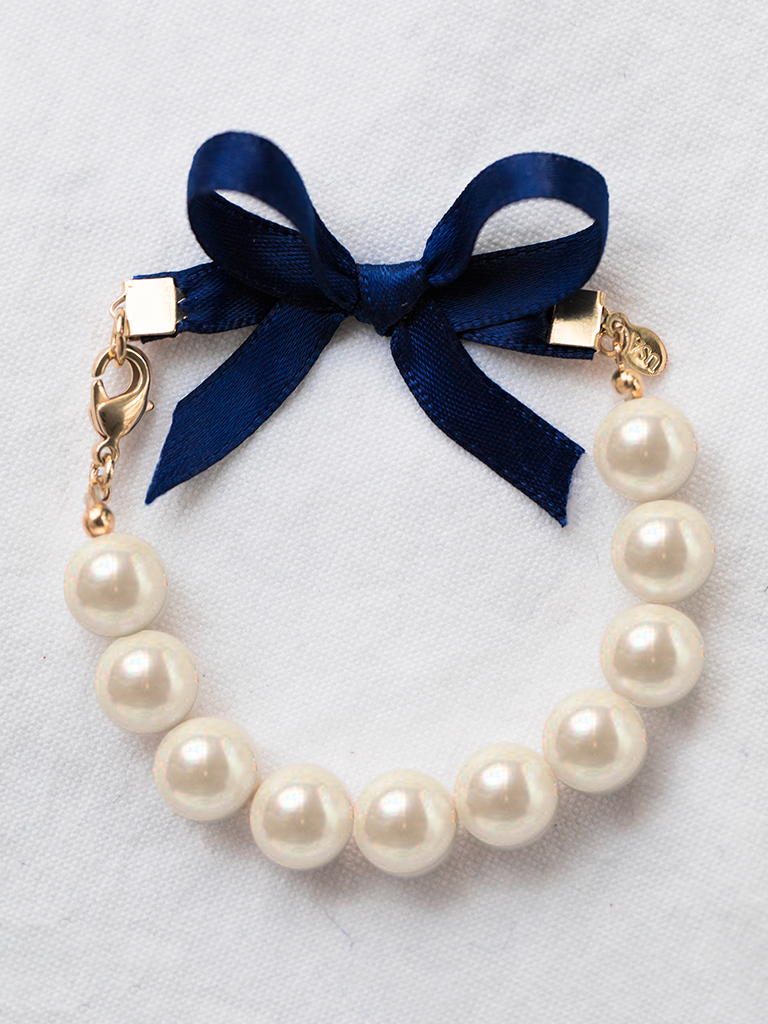 278c7d30850 Classy Girls Wear Pearls - Kiel James Patrick Anchor Bracelet Made in the  USA
