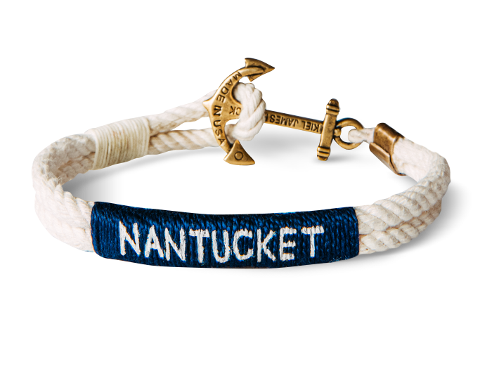 Nantucket Sailing Bracelet