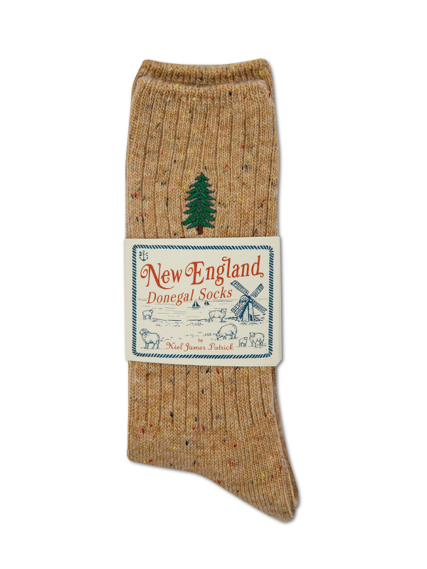 Mountain Pine Donegal Socks