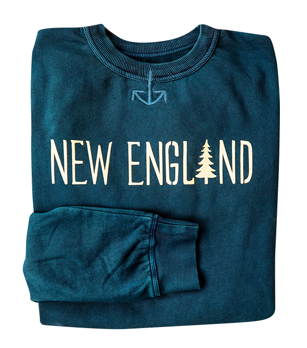 The New England (Blue)