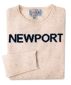 Newport Donegal Sweater